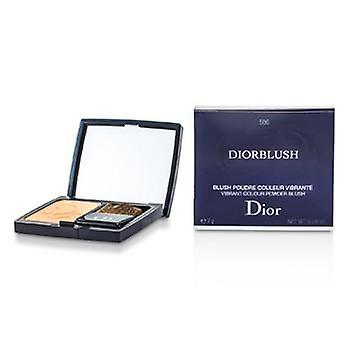 Christian Dior DiorBlush klara färger Powder Blush - # 586 Orange Riviera - 7g / 0,24 oz