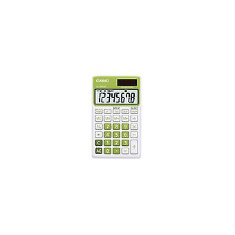 Calculator Casio SL-300NC green