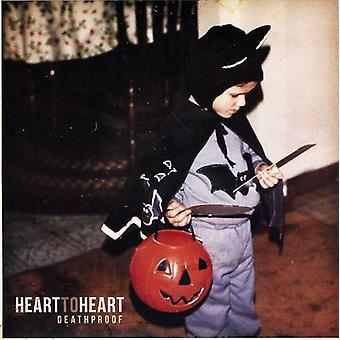 Hjerte til hjerte - Deathproof (blå Vinyl) [Vinyl] USA importerer