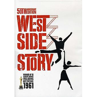 West Side Story [DVD] USA import
