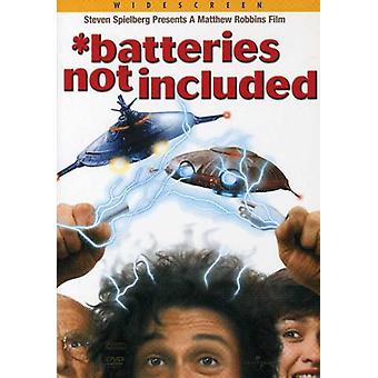 Batteries Not Included [DVD] USA import