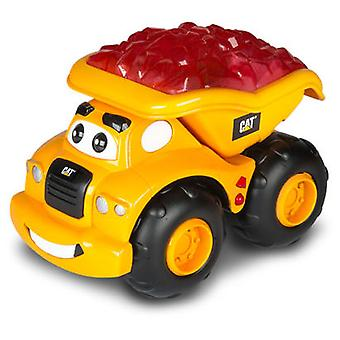 CAT Truck Load Lightning 20 Cm (Toys , Vehicles And Tracks , Mini Vehicles , Cars)