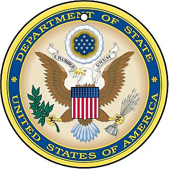 US Department Of State Seal bil luftfräschare