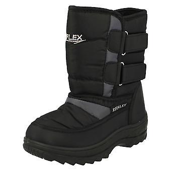 Kinder Unisex Schneestiefel Reflex N2013