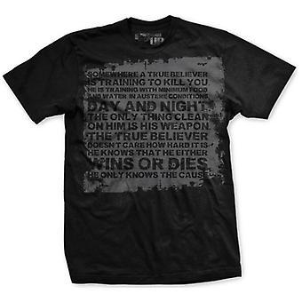 Ranger op Vintage sand troende T-Shirt-Black