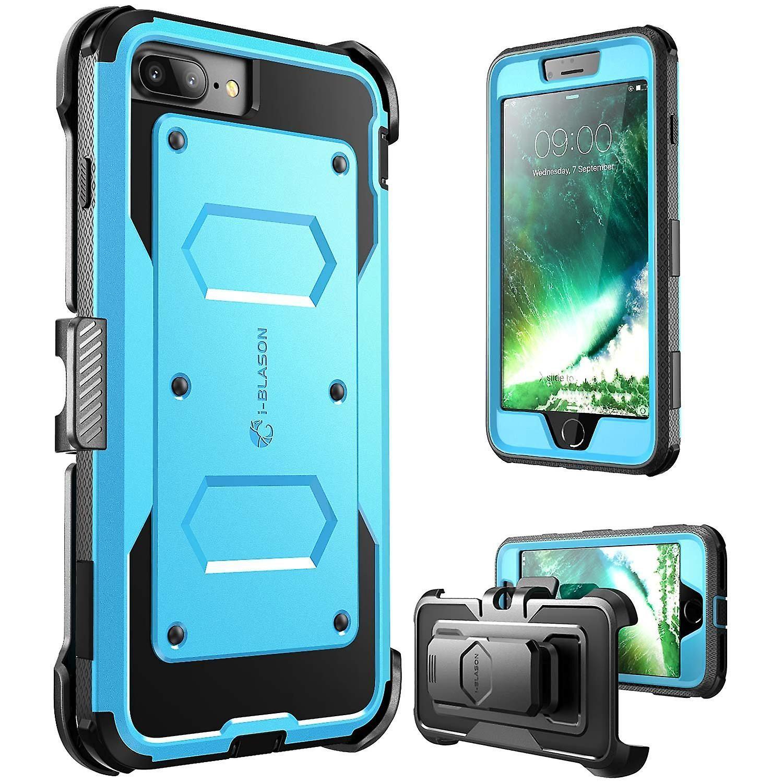 SUPCASE-Apple iPhone 7 Plus ,Unicorn Beetle PRO Case-Blue/Black