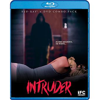 Intruder [Blu-ray] USA import