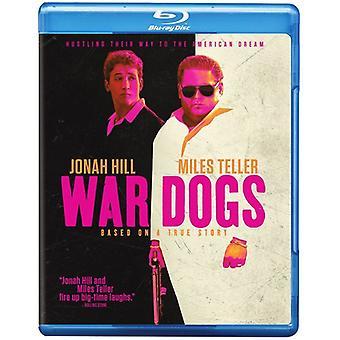 Krieg Hunde [Blu-Ray] USA import