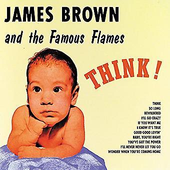 James Brown - Tænk [CD] USA import