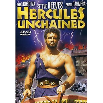 Importer des USA [DVD] Hercules Unchained (1959)