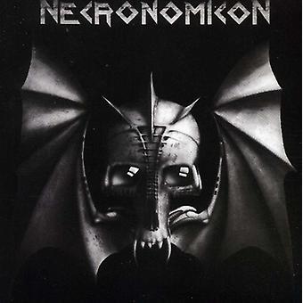 Necronomicon - Necronomicon [CD] USA importerer