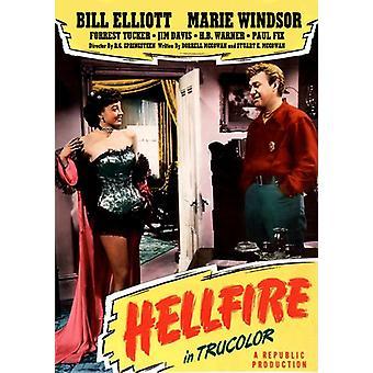 Hellfire [DVD] USA import