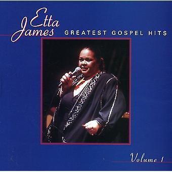 Etta James - Etta James: Vol. 1-Greatest Gospel Hits [CD] USA import