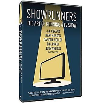 Showrunners: The Art of Running a TV Show [DVD] USA import