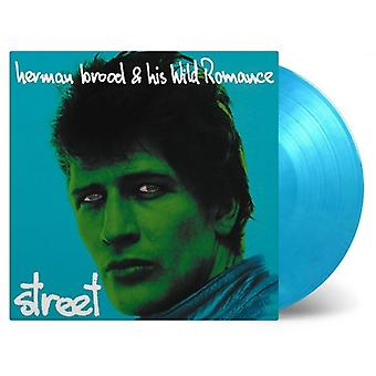 Herman Brood & vilde Roma - Street-Remastered [Vinyl] USA importerer