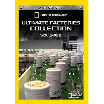Ultimative Fabriken Collection Vol. 2 [DVD] USA import