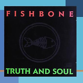 Fishbone - sanningen & själ [CD] USA import