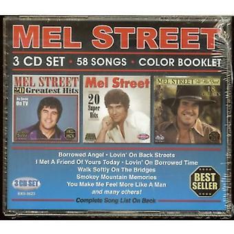 Mel Street - 58 Songs [CD] USA import