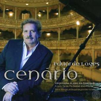 Eduardo Lages - Cenario [CD] USA import