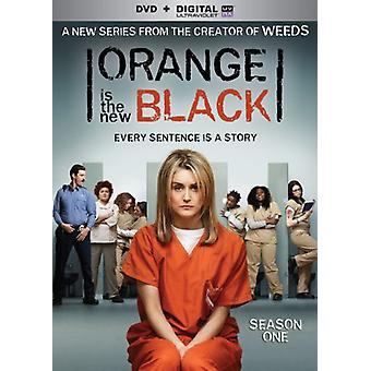 Orange Is the New Black [DVD] USA import
