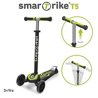 Smart Trike Scooter T5 Verde 5+ Years (Outdoor , On Wheels , Scooters)