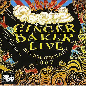 Ginger Baker - Live in Munich 1987 [CD] USA import