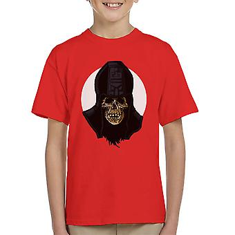 Beyond Veil General Ursus Planet Of The Apes Kid's T-Shirt