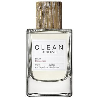 Clean Blonde Rose Eau de Parfum Spray 100 ml (Perfumes , Perfumes)