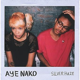 Aye Nako - sølv Haze [CD] USA importerer