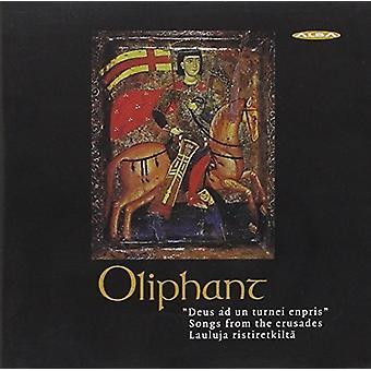 Oliphant / Korhonen / Karlson / Knif / Oller - Songs aus den Kreuzzügen [CD]-USA import