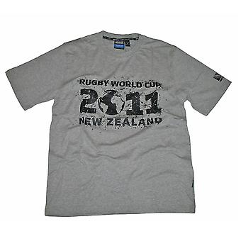Rugby World Cup 2011 t-shirt [grigio]