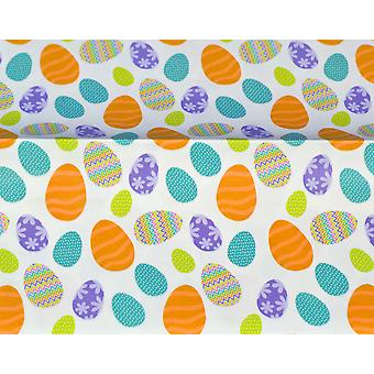 SALE -  Decopatch & Decoupage Paper Sheets - Bright Easter Eggs