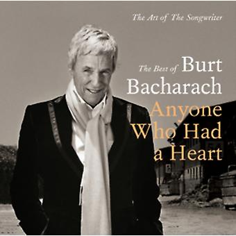 Anyone Who Had a Heart-Art of the Songwriter by Burt Bacharach