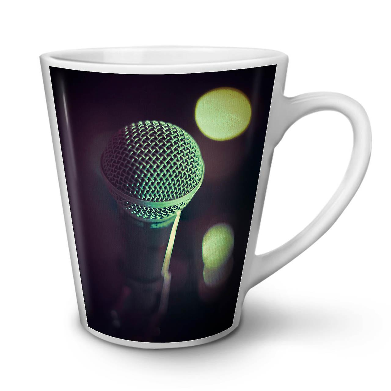 Café 12 Blanche Chant Latte OzWellcoda Tasse Micro Céramique Nouveau En wPZTkuOXi