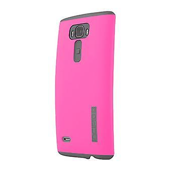 Incipio DualPro Case for LG G Flex 2 - Pink/Gray