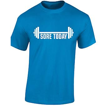 Sore Today Strong Tomorrow Weightlifting Mens T-Shirt 10 Colours (S-3XL) by swagwear