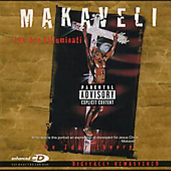 Makaveli - 7 dag teori [CD] USA import