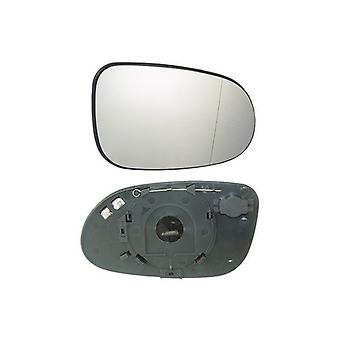 Right Mirror Glass (Heated) for Mercedes CLK Convertible 1998-2002