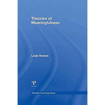 Theories of Meaningfulness by Narens & Louis