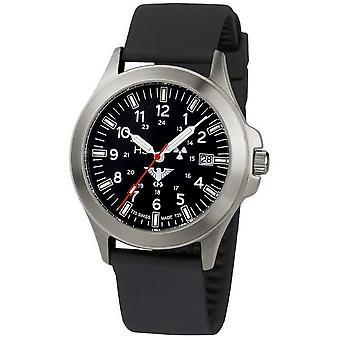 KHS relojes para hombre reloj titanio Pelotón KHS.PT. SB