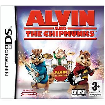 Alvin och gänget (Nintendo DS)