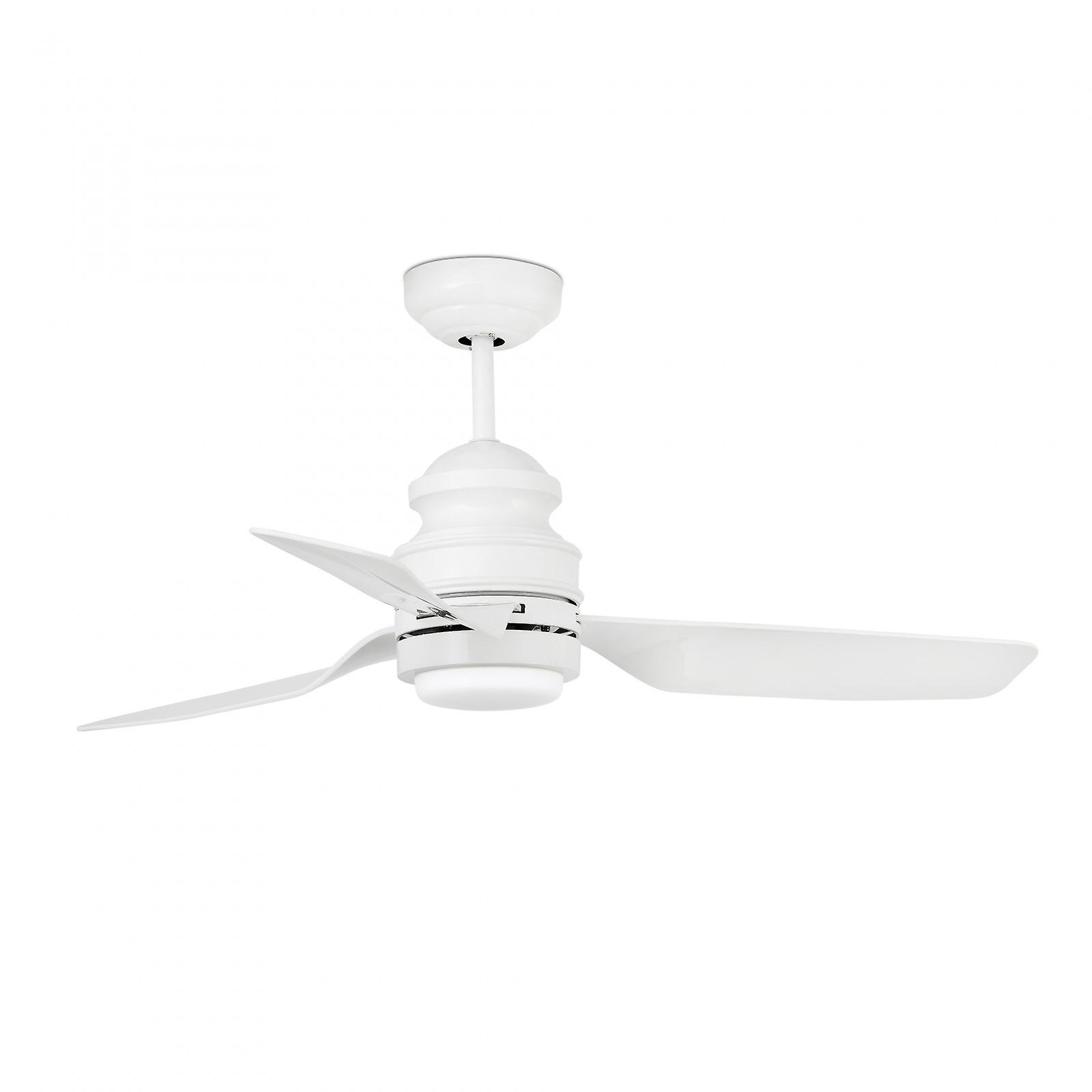 Faro ceiling fan Phuket white 120 cm / 47