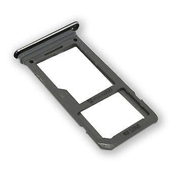 Samsung Galaxy S8 G950F GH98-41131C Simkartenhalter Sim Tray Sim Schlitten Pink