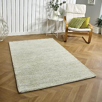 Milano Green  Rectangle Rugs Plain/Nearly Plain Rugs