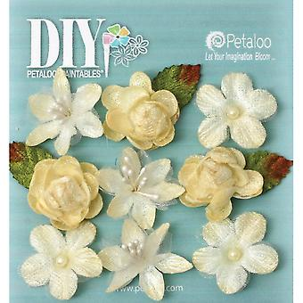 DIY Paintables Textured Mini Blossoms 1