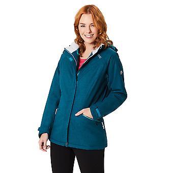 Regatta Womens/Ladies Highside III Waterproof Polyester Zip Up Jacket