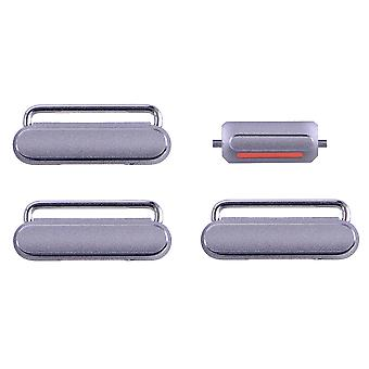 Grey Button Set For iPhone 6S | iParts4u