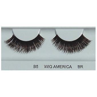 Wig America Premium False Eyelashes wig516, 5 Pairs