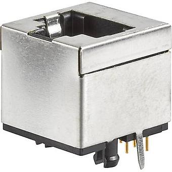 RJ45 mounting socket Socket, vertical vertical Number of pins: 8P8C Modular jacks Metal FCI 91139-088LF 1 pc(s)
