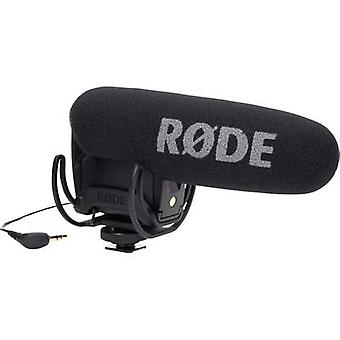 Camera microphone RODE Microphones VideoMic Pro Rycote Transfer type:Corded